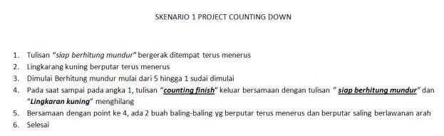 Project satu